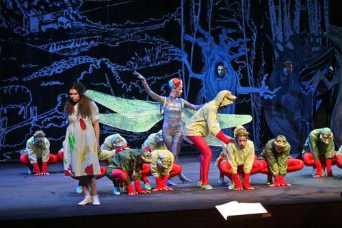 巴黎歌剧院音乐剧《孩子与魔法》7月北京上演 一起感受童真的魅力